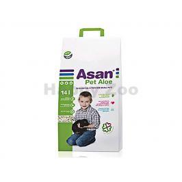 Podestýlka ASAN Pet Aloe 14l