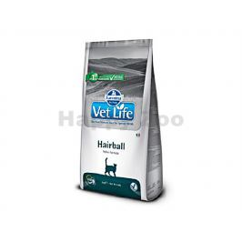 VET LIFE Cat Hairball 2kg