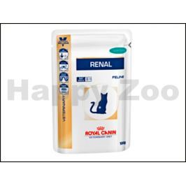 Kapsička ROYAL CANIN VD Cat Renal S/O with Tuna 12x85g