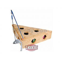 Hračka TRIXIE Cats Cheese - ementál 36x8x26cm