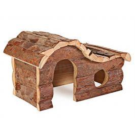 Dřevěný dům TRIXIE HANNA pro králíka 43x22x28cm