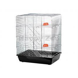 Klec INTER-ZOO Remy (pro potkany) chrom 59x36x71cm