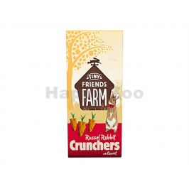 SUPREME Tiny Farm Snack Russel Crunchers Rabbit 120g