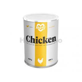 Konzerva MARTY Essential Cat kuře 400g