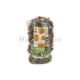 PUUR Pauze Snack - senná rolka, mrkev a dýně 200g