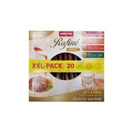 Kapsička RAFINÉ Soupé Multipack 20+4 ZDARMA (24x100g)