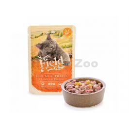 Kapsička SAM´S FIELD Cat Chicken & Pumpkin 85g