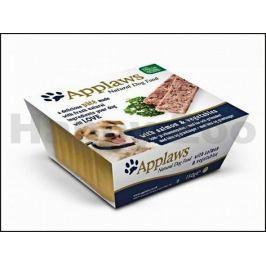 Paštika APPLAWS Dog - losos a zelenina 150g