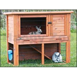 Dřevěná klec pro králíky TRIXIE 116x97x63m