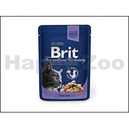 Kapsička BRIT Premium with Codfish 100g