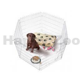 Ohrádka pro štěňata FLAMINGO Puppy Run (S) 160x80cm