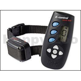 Elektronický výcvikový obojek DOG TRACE d-control 400 (dosah 250