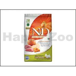 N&D Grain Free Pumpkin Dog Adult Mini Boar & Apple 2,5kg
