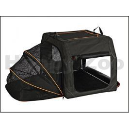 Transportní nylonový box TRIXIE Extend černooranžový (M) 84x54x5