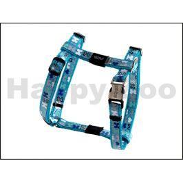 Postroj ROGZ Lapz Trendy SJ 521 B-Blue Bones (S) 1,2x25-42x28-47