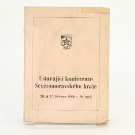 Kniha Ustavující konference