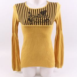 Dětský svetr Bambola Fritta žlutý