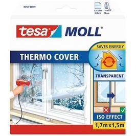 tesamoll Thermo Cover průhledná izolační fólie 1,7 m x 1,5 m