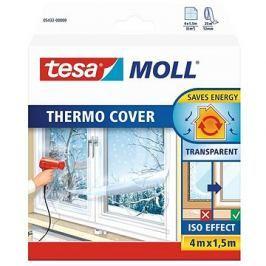 tesamoll Thermo Cover průhledná izolační fólie 4 m x 1,5 m