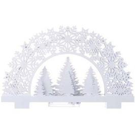 EMOS LED stojánek stromky, 2×AA, teplá bílá, časovač