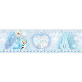 AG Art Samolepicí bordura Ledové království, 500 x 14 cm