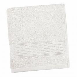 Bellatex Froté osuška Kamilka proužek bílá, 70 x 140 cm