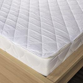 Kvalitex Chránič matrace prošitý z dutého vlákna, 90 x 200 cm