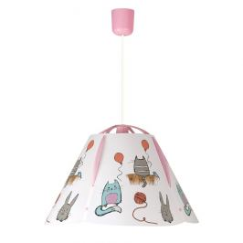 Rabalux 4567 Cathy dětské stropní svítidlo, růžová