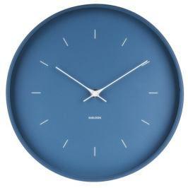 Nástěnné hodiny 5708BL Karlsson 27cm