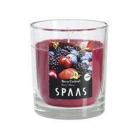SPAAS Vonná svíčka ve skle Berry Cocktail, 7 cm , 7 cm