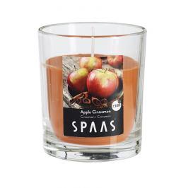 SPAAS Vonná svíčka ve skle Apple Cinnamon, 7 cm , 7 cm