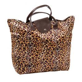 Skládací taška Gepard, hnědá