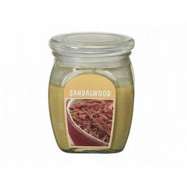 Svíčka ve skle Santalové dřevo, 430 g