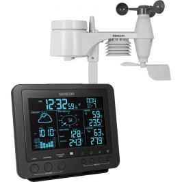 Sencor SWS 9700 Profesionální meteostanice s bezdrátovým senzorem 5v1