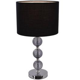 Tempo Kondela Stolní lampa Jade 7, černá