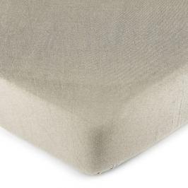 4Home jersey prostěradlo šedá, 160 x 200 cm