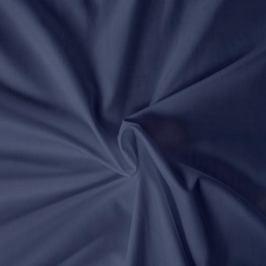 Kvalitex prostěradlo satén tmavě modré, 180 x 200 cm