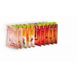 Tescoma Season Násypky pro sáčky s kořením 10 ks na závěsné liště