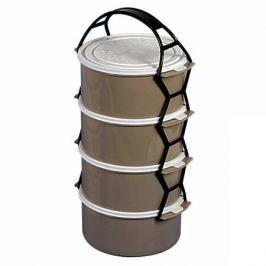 Plastový jídlonosič 4x1,15 l