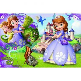 Puzzle TREFL Princezna Sofie První 60 dílků
