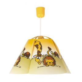 Rabalux 4568 Leon dětské stropní svítidlo, žlutá