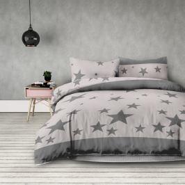 DecoKing Povlečení Stardust, 200 x 220 cm, 2 ks 70 x 90 cm