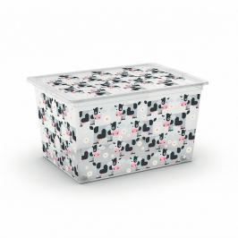 Úložný box Kis C-Box Cute Animals XL 50 l