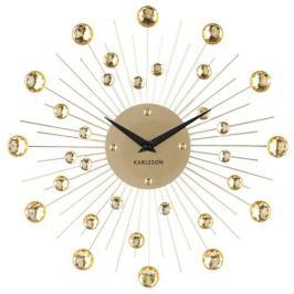 Nástěnné hodiny 4860GD Karlsson 30cm