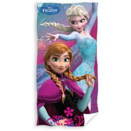 Setino Dětská osuška Frozen 70x140cm