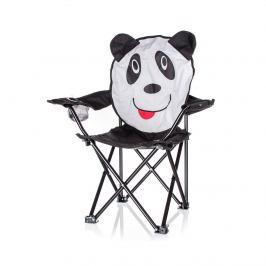 Happy Green Dětské skládací křeslo Panda