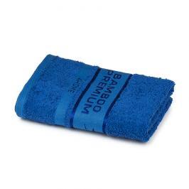 4Home Ručník Bamboo Premium modrá, 50 x 100 cm
