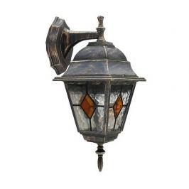 Venkovní nástěnné svítidlo Rabalux Monaco 8181 antická zlatá