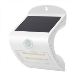 SOLIGHT WL907, LED solární světélko se senzorem, 3W, 350lm, Li-on