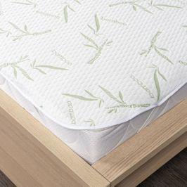 4Home Bamboo Chránič matrace s gumou, 140 x 200 cm